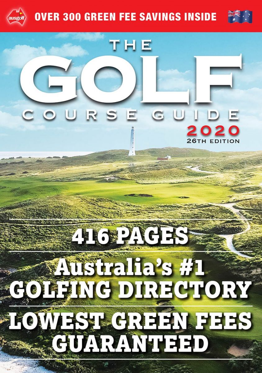 2020 Golf Course Guide