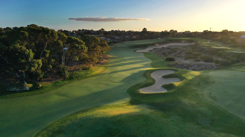 joondalup golf course