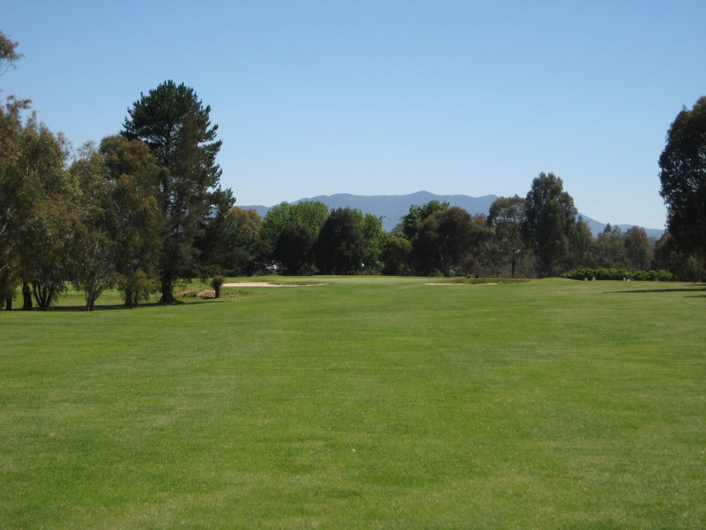 mansfield golf course