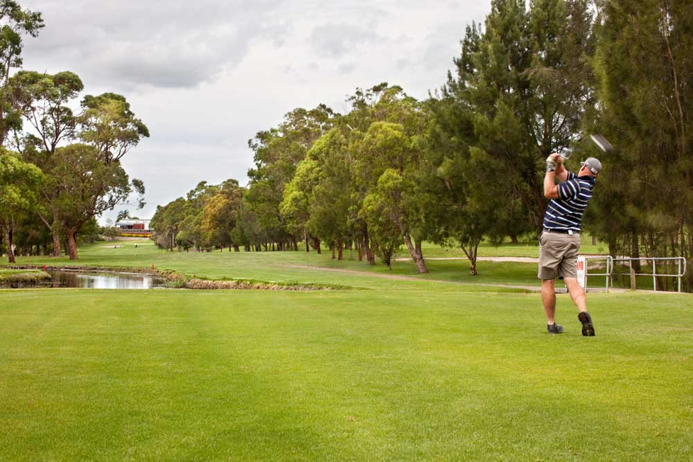 Merewether Golf Course