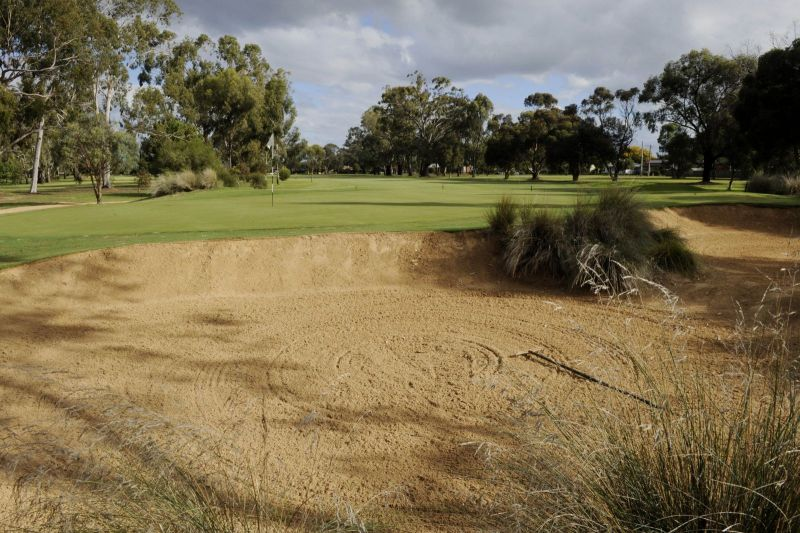 mooroopna golf course