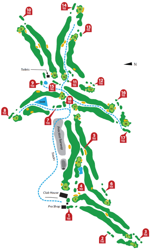 Mt Osmond Golf Club Ausgolf