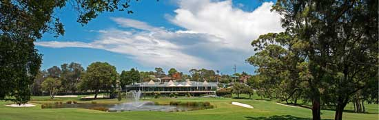 north ryde Golf Course