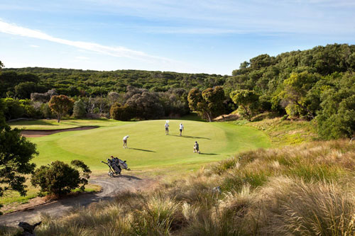 warrnambool golf course