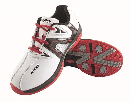niblick golf shoes