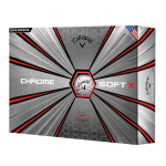callaway chrome golf balls