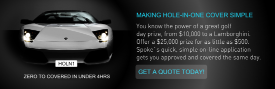 spoke hole-in-one insurance
