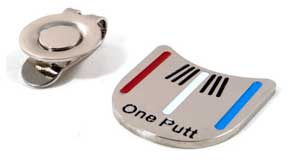 ball marker and hat clip