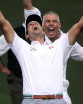 Adam Scott Masters Win