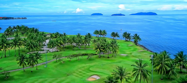 Borneo Golf Travel