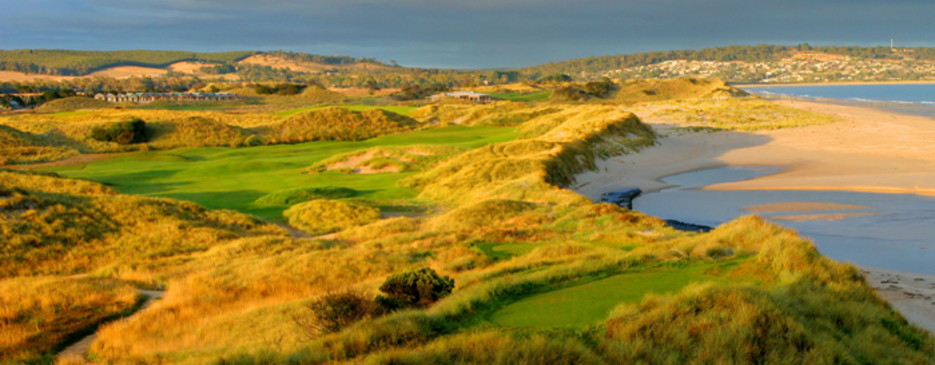 Barnbougle Dunes Golf Travel