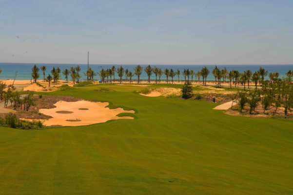 FLC golf links vietnam