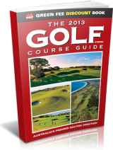 2013 Golf Course Guide