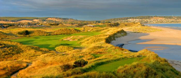 Tasmania Golf Tour Barnbougle