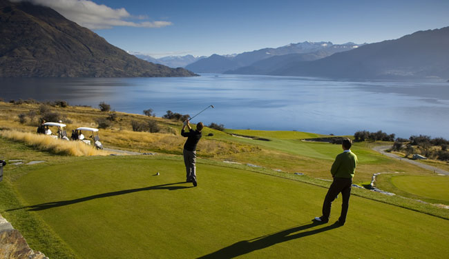 Queenstown Golf Travel