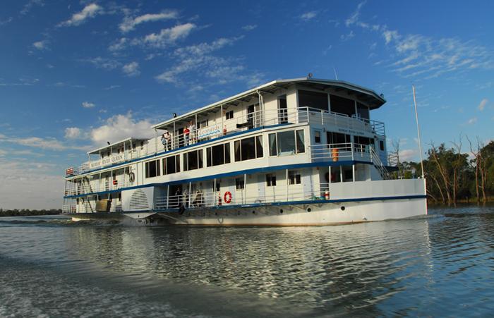 Murray River Golf Cruise Ausgolf
