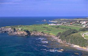 narooma from the sky