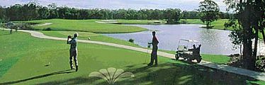 Golf Sunshine Coast Noosa Springs