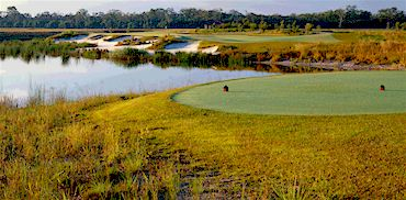 The 14th at Pelican Waters
