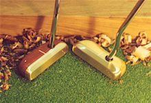 top drop putters